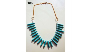 Thea Necklace - SPRING SALE