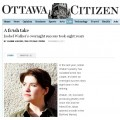 frAsh - Spotted in the Ottawa Citizen